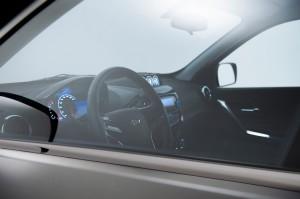 Салон концепта Chevrolet Niva
