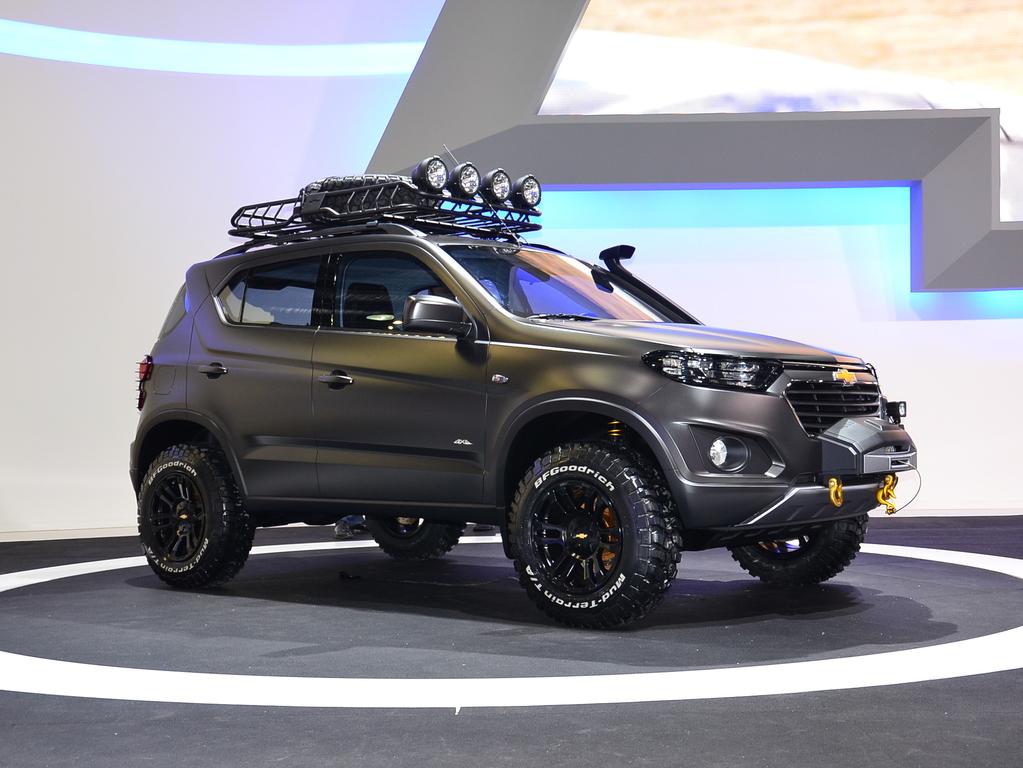 Chevrolet Concept 2014 | 2017 - 2018 Best Cars Reviews