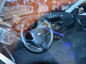 Фото салона новой Chevrolet Niva 2016