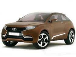 Lada XRay появится в 2016 году