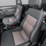 Передние сиденья Lada 4×4 Urban