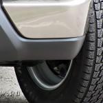 Фото переднего бампера автомобиля Лада Урбан