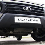 Защита двигателя Лада Урбан фото