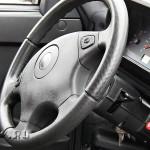 Руль и проборная панелья авто Lada Urban 4х4
