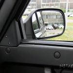 Вид из зеркала заднего вида Lada 4х4 Urban