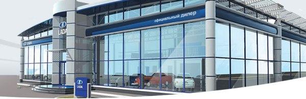 Салон официального дилера Нивы в Иркутске