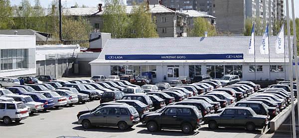 Автосалон «Гусар» - официальный дилер Нива Урбан в Кирове