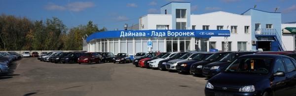 Автосалон Лада Нива Урбан в городе Воронеж