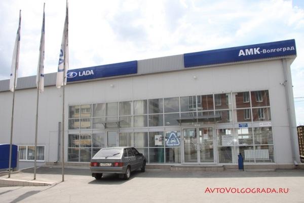 Официальный автосалон Нивы Урбан в Волгограде